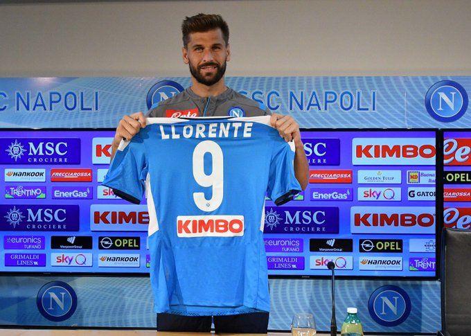 Sky Calciomercato - Napoli scambio Politano-Llorente. Conte e Gattuso hanno detto si