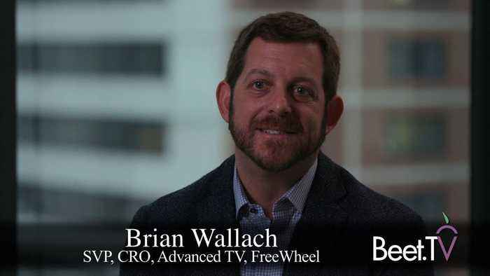 Advanced TV Is Bringing Back Local Advertising: FreeWheel's Wallach