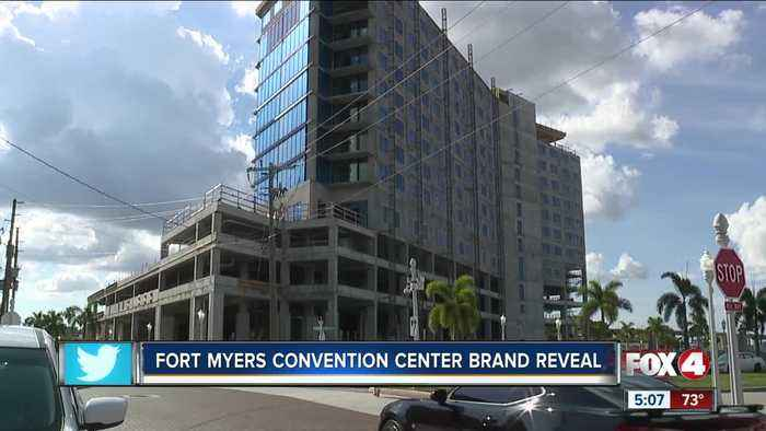 Renovated convention center gets new branding Fort Myers