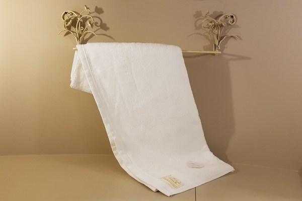 Blanc Mariclò Telo doccia bianco 90x150 Blanc