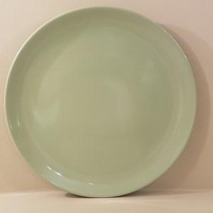 sottopiatto ceramica pistacchio cm 33