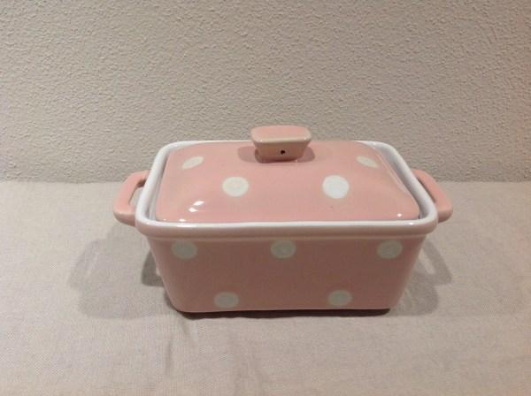 porta burro ceramica rosa pois bianchi