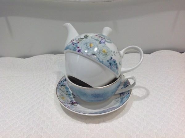 tea for one farfalle