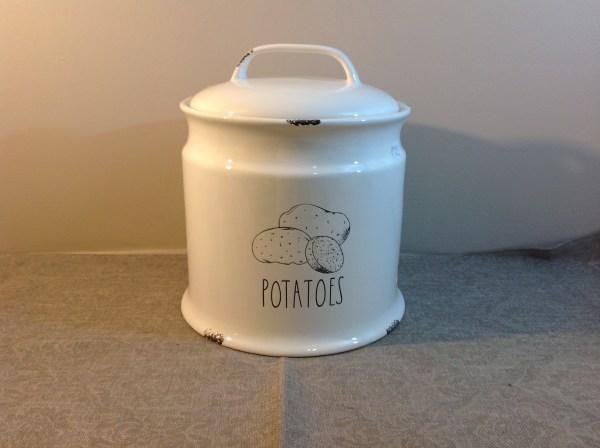barattolo patate