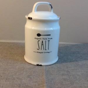 barattolo sale