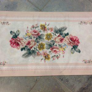 Blanc Mariclò Tappetocorsia a fiori 58x180