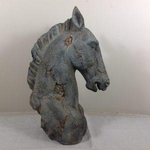 Clayre & Eef testa di cavallo