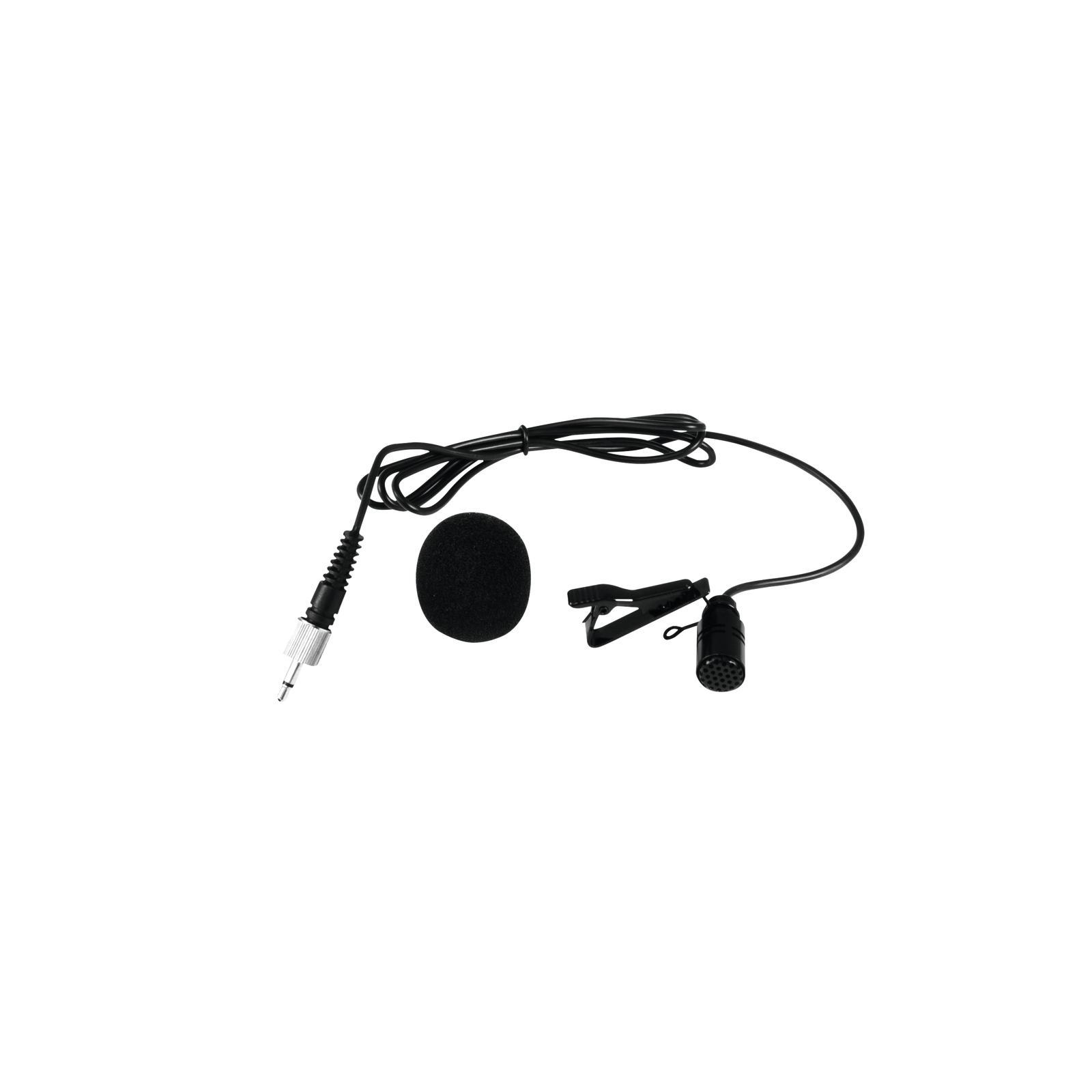 Microfono Lavalier Con Attacco Mini Jack Sennheiser Su