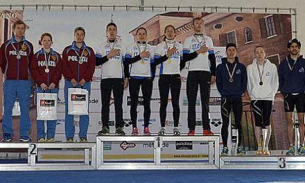 29-03-15 Campionati Italiani Duathlon a Squadre Povegliano