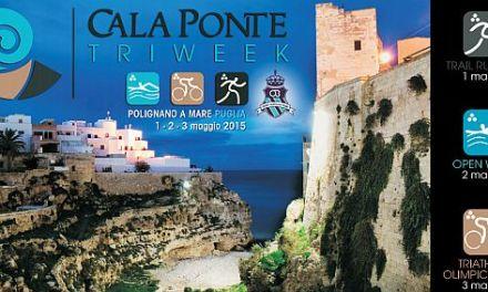 Calaponte Triweek: triathlon, nuoto e trail running