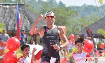 Domenico Passuello ora vuole anche l'Ironman
