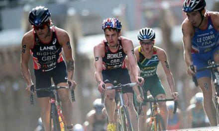 I video dell'ITU World Triathlon Auckland 2015