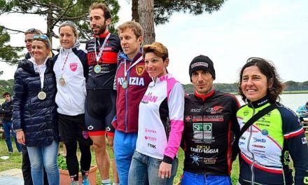 La fotogallery dell'Irondelta Triathlon Medio di Primavera