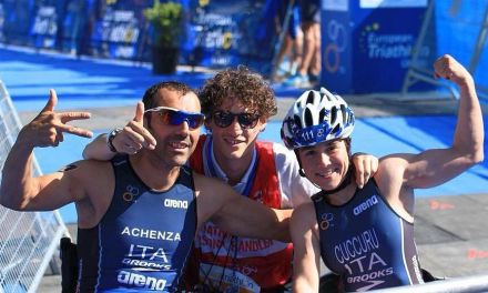10-05-15 Madrid ITU World Paratriathlon ITA
