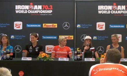 Conferenza stampa PRO Ironman 70.3 World Championship