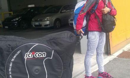 Martina Dogana pronta per l'Ironman Barcelona