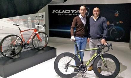 Nuova partnership Kuota e 707 Triathlon