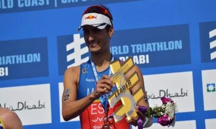 Flash ITU World Triathlon Abu Dhabi: Mola e Stimpson