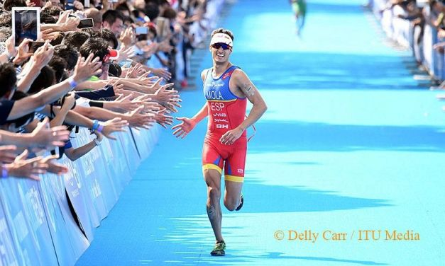 Alle 22.00 su Bike Channel l'ITU World Triathlon Yokohama