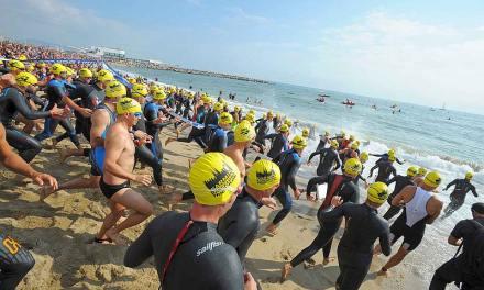 Barcelona Triathlon sceglie Santini