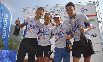 La starting list dei Campionati Italiani di triathlon olimpico