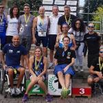 Tutti i protagonisti dell'Irondelta Paratriathlon 2016