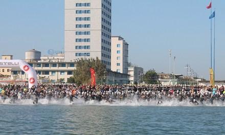 Appuntamento da record il 3° Triathlon di Cesenatico