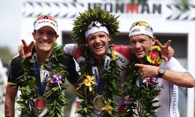 I re dell'Ironman Hawaii sono Jan Frodeno e Daniela Ryf, Dega 20°