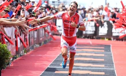 La prima di Terenzo Bozzone all'Ironman Western Australia