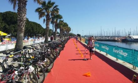 La due giorni del Duathlon di Cagliari