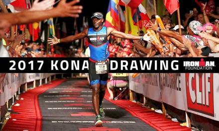 Vinci il tuo pettorale per l'Ironman Hawaii!