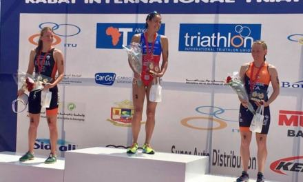 A Rabat Verena Steinhauser si prende il podio
