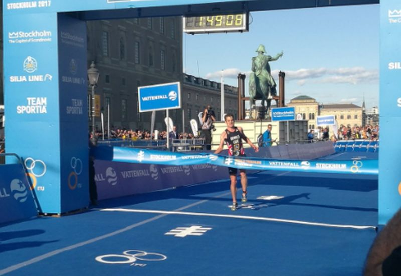 ITU Triathlon World Stockholm: la legge di J. Brownlee