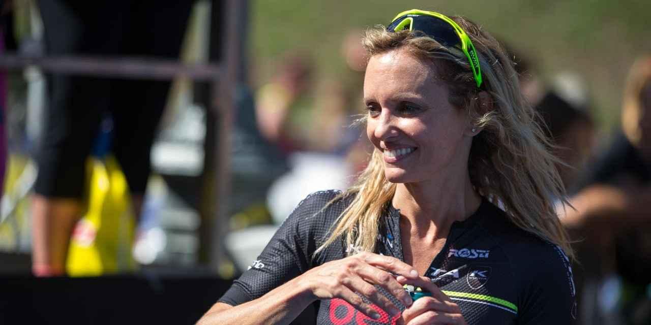 Justine Mattera ci racconta il suo primo triathlon