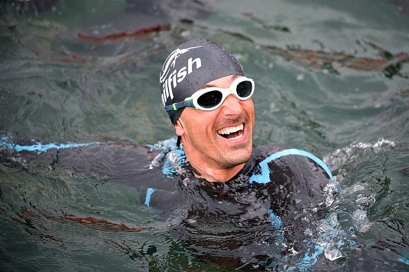 Il primo triathlon di Fabian Cancellara!