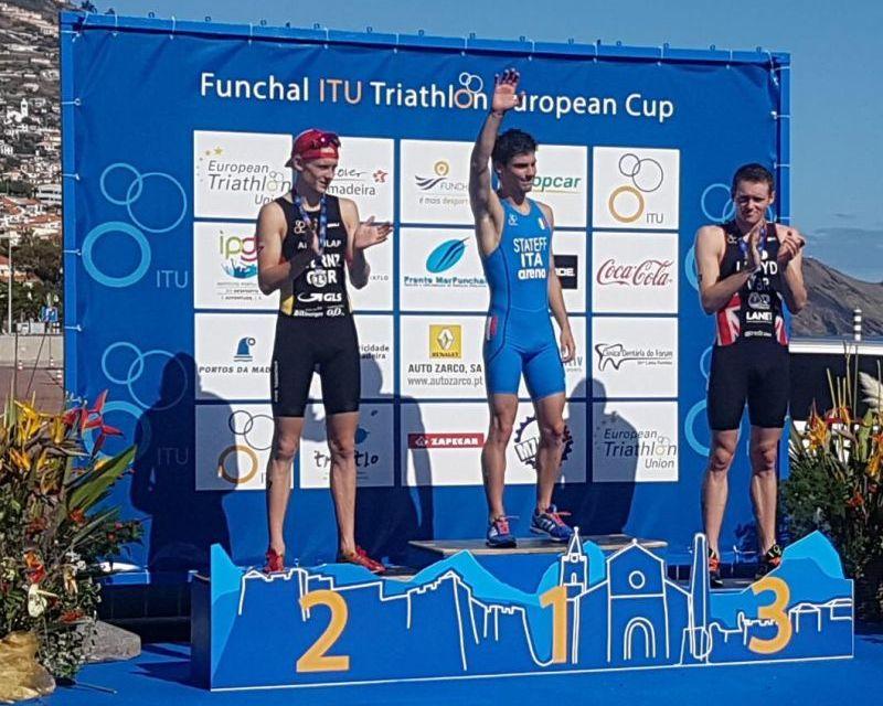 2017-09-23 Funchal ETU Sprint Triathlon European Cup