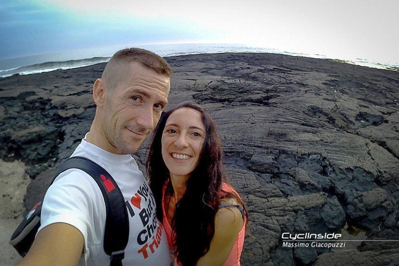 Massimo Giacopuzzi è pronto al suo 2° Ironman Hawaii