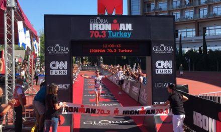 2017-10-15 Ironman 70.3 Turkey