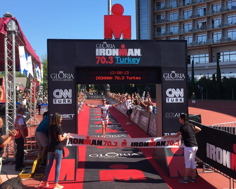 2017-10-15 Ironman 70.3 Turkey