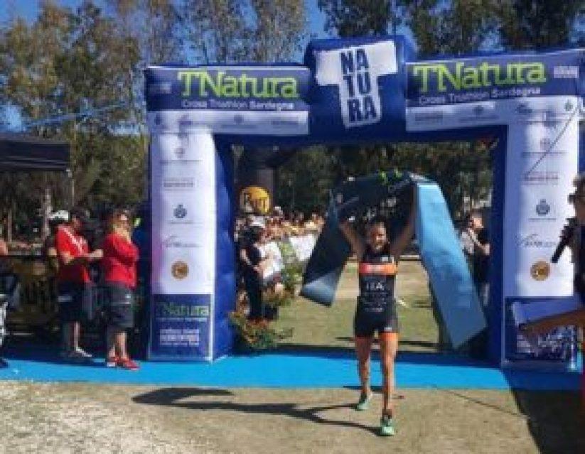 Sandra Mairhofer (Nadir on the Road) vince il TNatura Sardegna 2017, percorso Full
