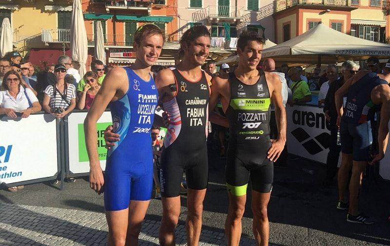 2017-10-07 Campionati Italiani Elite di triathlon olimpico