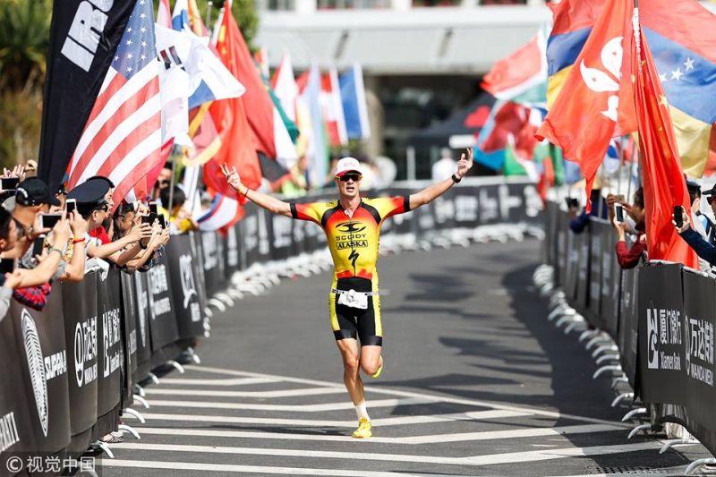 2017-11-12 Ironman 70.3 Xiamen