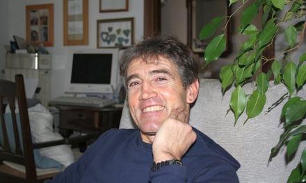 Marco Tironi in ospedale per un incidente in bici