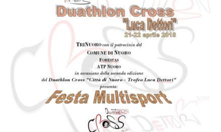 2018-04-22 Duathlon Cross Città di Nuoro