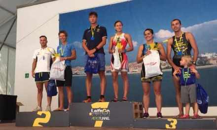 2018-09-02 Let's Go Triathlon – Aquathlon di Grado
