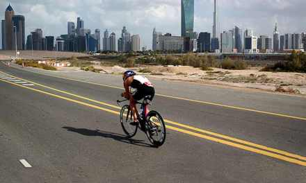 Ironman 70.3 Dubai: Kristian Blummenfelt c'è, grande assente Alistair Brownlee. Al via anche 96 Age Group italiani