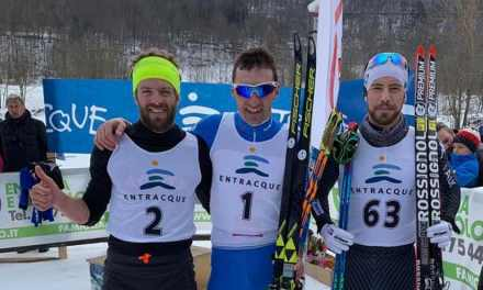 2019-01-27 Campionati Italiani di winter triathlon