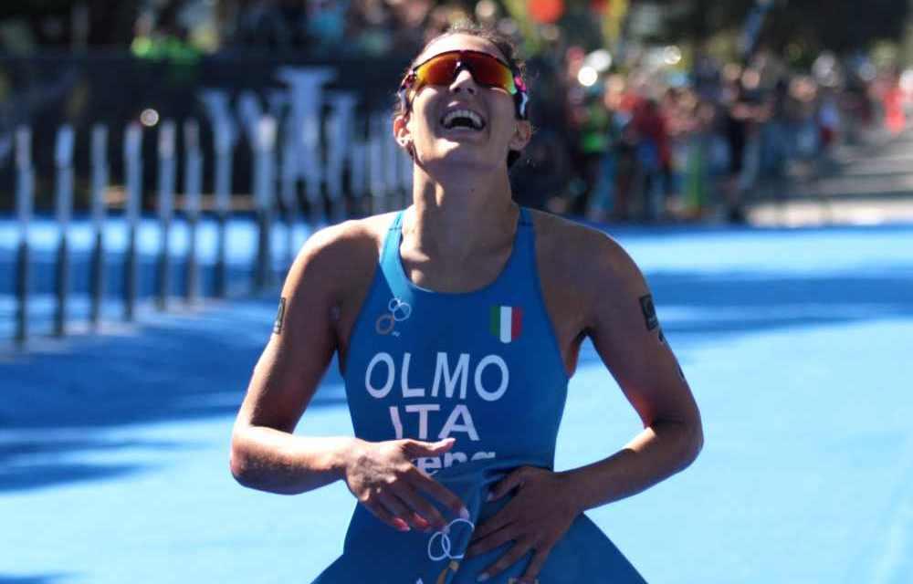 Semplicemente meravigliosa: Angelica Olmo trionfa in Coppa del Mondo a New Plymouth