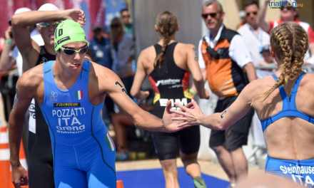 2019-03-09 Abu Dhabi ITU Mixed Relay World Series