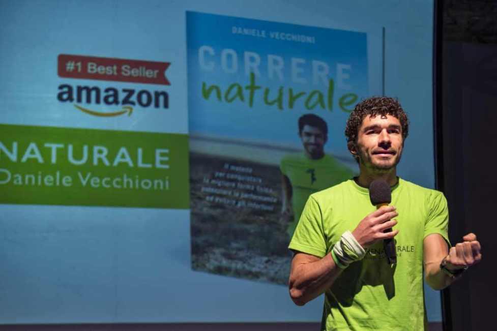 """Daniele Vecchioni, ideatore del metodo """"Correre Naturale"""" (Foto ©FCZ.it Mondo Triathlon / Roberto Del Bianco)."""